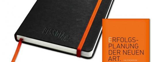 KiSSbiZ Notizbücher jetzt in Kombi mit Übersichtskalender 2015